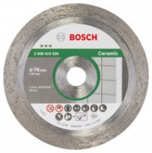 BOSCH Diamantový kotouč - BEST FOR CERAMIC; 76x10mm
