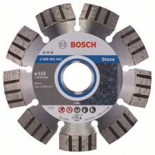 Bosch Diamantový dělicí kotouč Best for Stone