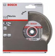 Bosch Diamantový dělicí kotouč Best na mramor