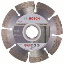 Bosch Diamantový dělicí kotouč Standard for Concrete