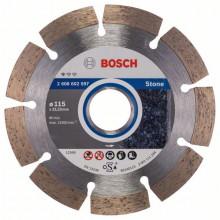 Bosch Diamantový dělicí kotouč Standard for Stone