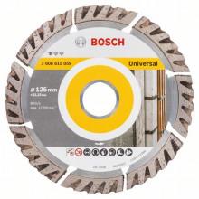 Bosch Diamantový dělicí kotouč Standard for Universal 125 × 22,23