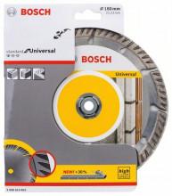 Bosch Diamantový rezací kotúč Standard for Universal 180