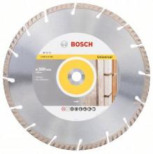 Bosch Diamentowa tarcza tnąca Standard for Universal 300 x 20