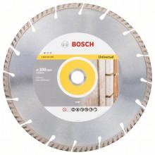 Bosch Diamentowa tarcza tnąca Standard for Universal 300 x 25,4