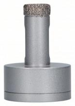 Bosch Diamantový vrták Dry Speed Best for Ceramic systému X-LOCK, 16×30