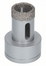 Bosch Diamantový vrták Dry Speed Best for Ceramic systému X-LOCK, 25×35