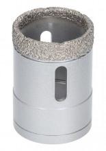 Bosch Diamantový vrták Dry Speed Best for Ceramic systému X-LOCK, 40×35