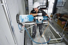 Bosch Diamond Core Cutter Standard for Concrete