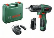 Bosch EasyDrill 1200 (2x aku, nabíječka)