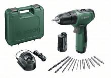 Bosch EasyDrill 1200 (2x aku a nabíječka)