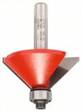 BOSCH Fazetovací fréza; 8 mm, D 44 mm, L 18,5 mm, G 61 mm