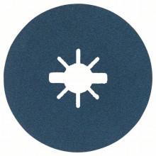 Bosch Tarcze ścierne z włókniny z systemem X-LOCK, Ø 125 mm, G 100, R574, Best for Metal, 1 szt.