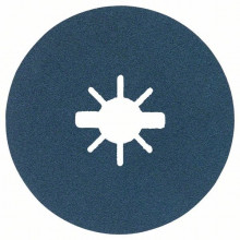 Bosch Tarcze ścierne z włókniny z systemem X-LOCK, Ø125mm, G 120, R574, Best for Metal, 1 szt.