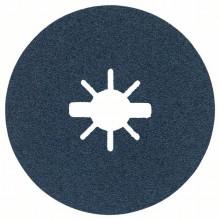 Bosch Tarcze ścierne z włókniny z systemem X-LOCK, Ø 125 mm, G 60, R574, Best for Metal, 1 szt.