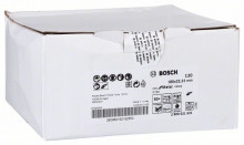Bosch Fíbrový brusný kotouč R780, Best for Metal + Inox