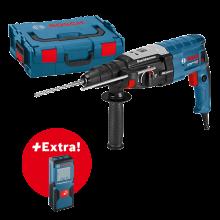 Bosch GBH 2-28 F s SDS-plus + GLM 30 vL-BOXXu