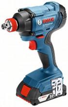 Bosch GDX 180-LI + GSR 180-Li 2 x 1.5 Ah