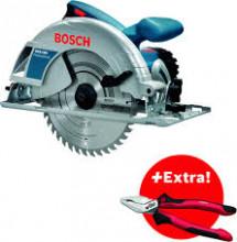 Bosch GKS 190 + kombinované kleště Wiha