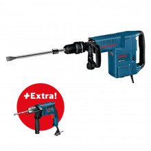 Bosch GSH 11 E + GSB 13 RE