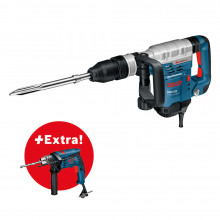Bosch GSH 5 CE + GSB 13 RE