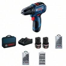 Bosch GSR 12V-30 Professional + taška