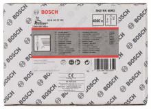 Bosch Páskované klince s okrúhlou hlavou, 21°, so živicou – ryhované vyhotovenie