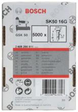BOSCH Hřeb se zápustnou hlavou SK50 50G - 1,2 mm, 50 mm, pozinkovaný
