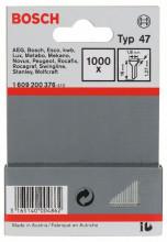 BOSCH Hřebíčky, typ 47 - 1,8 x 1,27 x 30 mm
