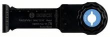 Bosch Brzeszczot Carbide do cięcia wgłębnego MAIZ 32 AT Metal