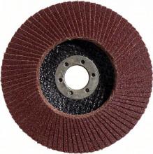 Bosch Vejárovité brúsne kotúče X431, Standard for Metal, vyhotovenie s prelisom – EN 13743