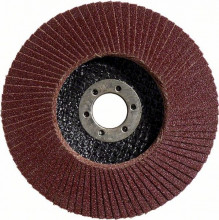 Bosch Vejárovité brúsne kotúče X431, Standard for Metal, rovné vyhotovenie – EN 13743