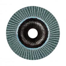 Bosch Vejárovité brúsne kotúče X781, Best for Metal, vyhotovenie s prelisom – EN 13743