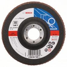 Bosch Listkowa tarcza szlifierska X551, Expert for Metal