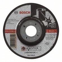 BOSCH Hrubovací kotouč profilovaný Expert for Inox - AS 30 S INOX BF, 150 mm, 6,0 mm