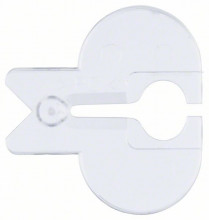 BOSCH Ochrana proti otřepům pro gst 125/135