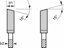 Bosch Optiline Wood pro kapovací a pokosové pily