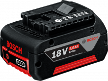 Bosch Pack of 12 – Battery Premium 18 V – 4.0 Ah