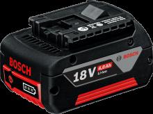 Bosch Pack of 12 – Battery Premium 18 V – 4.0 Ah