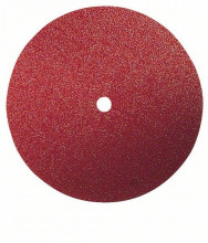 BOSCH 10dílná sada brusných papírů F460; 125 mm, 8+1 mm, 40; 60; 80; 120; 180