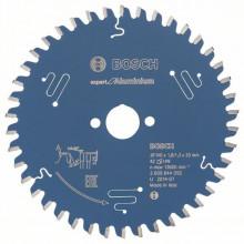 BOSCH Pilový kotouč Expert for Aluminium; 240 x 30 x 2,8 mm, 80