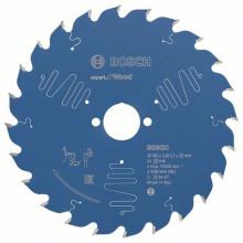 BOSCH Pílový kotúč Expert for Wood 254x30x2.6 / 1.8x80 T