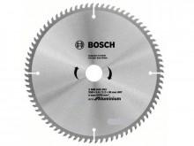 Bosch Tarcza pilarska Eco for Aluminium