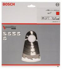 Bosch Pilový kotouč Speedline Wood