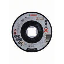 Bosch Ploché řezné kotouče Expert for Inox systému X-LOC
