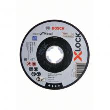 Bosch X-LOCK Expert for Metal 125x2,5x22,23 do cięcia pr