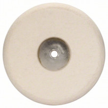 BOSCH Plstěný lešticí kotouč se závitem M 14; 180 mm