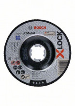Bosch X-LOCK Expert for Metal 125x2,5x22,23 do cięcia obniżonego