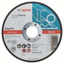 BOSCH Dělicí kotouč profilovaný Expert for Metal – Rapido - AS 46 T BF, 230 mm, 1,9 mm