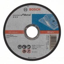 BOSCH Dělicí kotouč rovný Standard for Metal - A 30 S BF, 230 mm, 22,23 mm, 3,0 mm